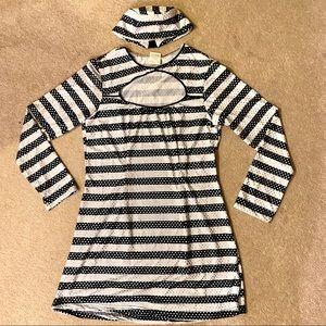 Prison uniform costume NWOT